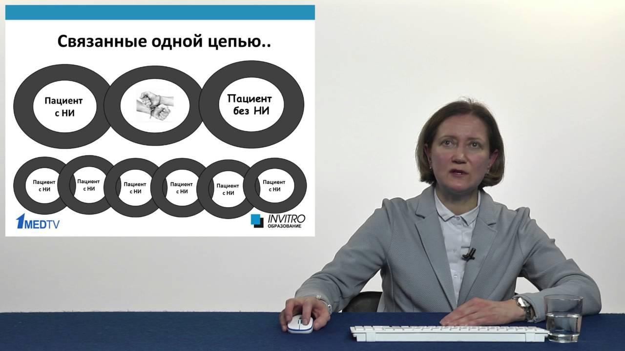 Инфекционный контроль и инфекционная безопасность пациентов в ОРИТ Ершова О Н