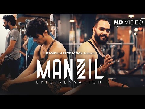 manzil-|-motivational-video-|-strontium-production-|-epic-sensation-|-core-fitness-|-latest