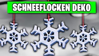 FREE Christmas Item ❄️ Destroy Snowflakes Decoration | Fortnite 14 Days Day 12 German