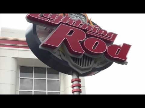 Lightning Rod Testing 5/2/2016