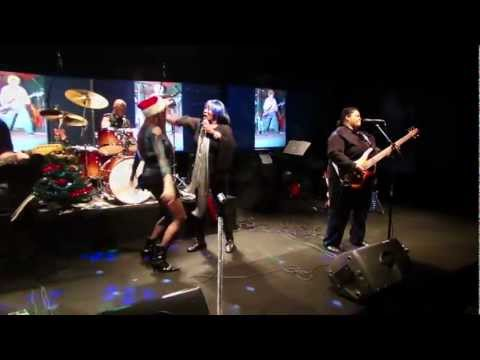 Mad Jones 12-22-2012 @ Pinstripe Studios