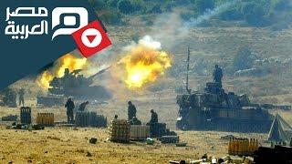 مصر العربية | إسرائيل تقصف موقعين لحزب الله جنوبي لبنان ردا على إصابة جنديين