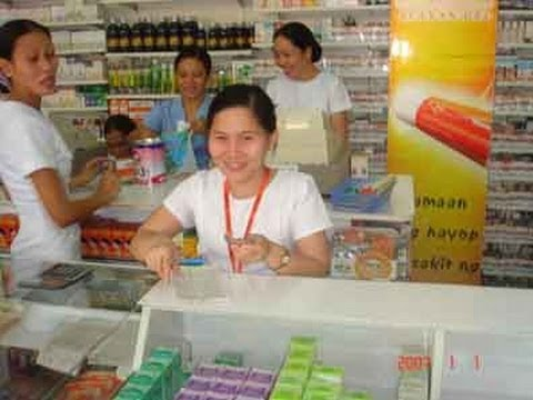 A Bit About Pharmacies In the Philippines..