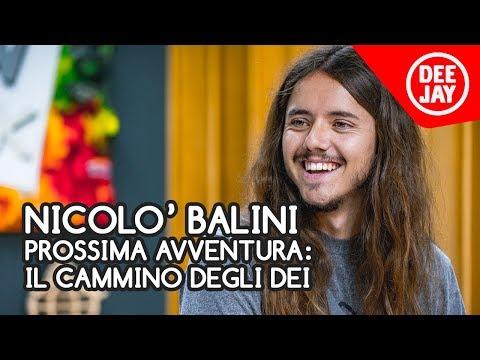 Nicolò Balini ospite a Deejay Chiama Italia