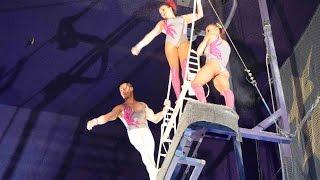 nikon d5300 video test las vegas circus circus hotel trapesista