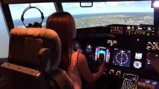 Sydney Flight Experience Children's Program