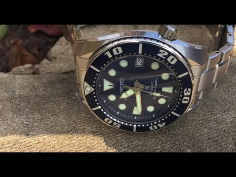 "Seiko Sumo ""Blumo"" Review - Better than a Seiko Monster?"