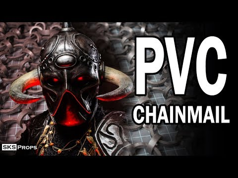 Tips and Tricks for Crafting PVC Chainmail