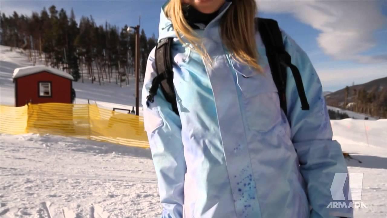 0bc045ef2f Armada Skis Women s Outerwear Lookbook 2011 12 - YouTube
