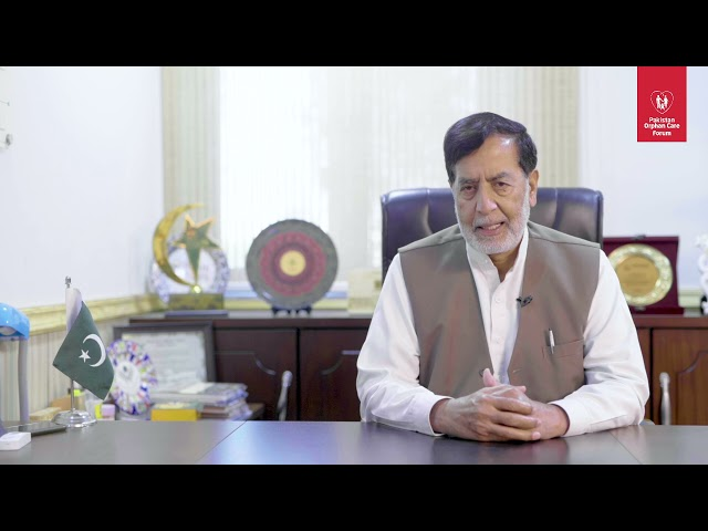 15th Ramadan Special Message From Chairman POCF Muhammad Abdus Shakoor#Alkhidmat #help #support