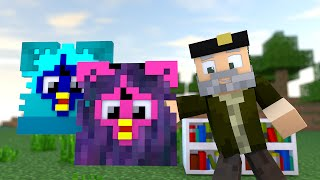 Minecraft: FURBYS EN MINECRAFT!! | FURBY MANIA Mod Review
