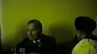 Каримов ва Тоир Йўлдош музокараси. 1991 йил, Наманган