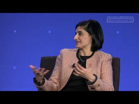 2019 WMIF | 1:1 Fireside Chat: Seema Verma, Administrator, Centers For Medicare & Medicaid Services