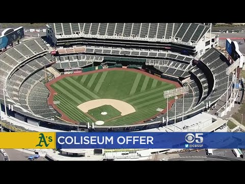 Oakland A's Make Pitch To Buy Coliseum