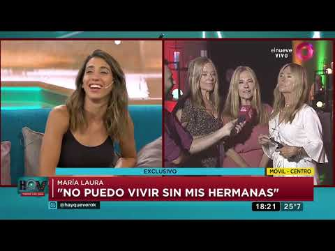 María Emilia: 'Toda La Vida Quise Estar En El Bailando'