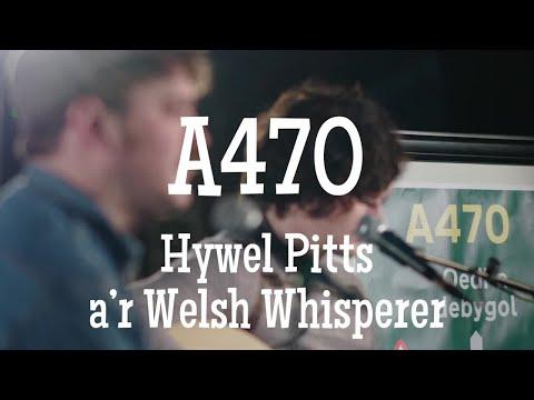 HyWelsh: A470 – cân gan Hywel Pitts a'r Welsh Whisperer