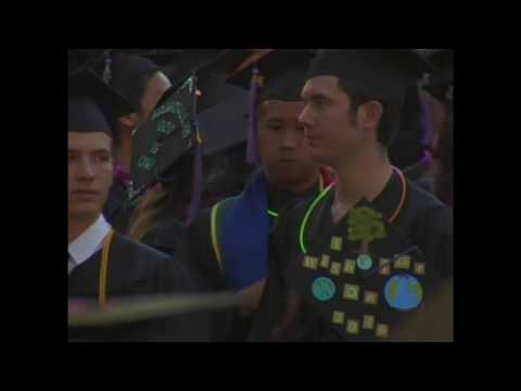 College of Environmental Design Commencement 2010