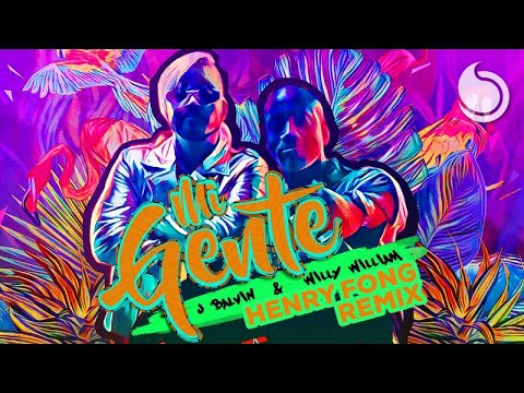 J Balvin & Willy William - Mi Gente (Henry Fong Remix)