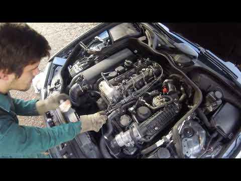 DIY: W211 E220 CDI Thermostat wechseln