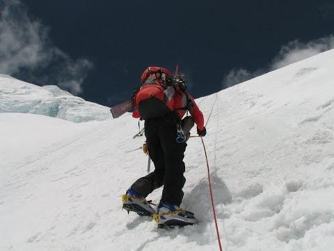 "Kickstarter ""Beyond Skiing Everest"" Movie - The Ski Channel"