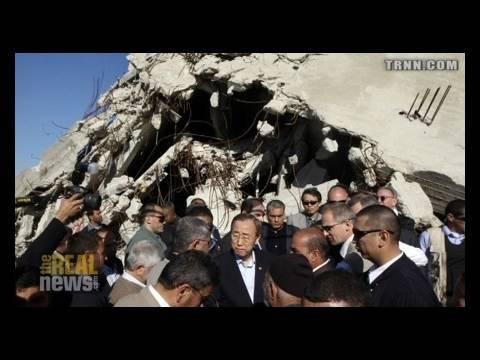 UN PRAISES ISRAEL FOR WAR INVESTIGATIONS