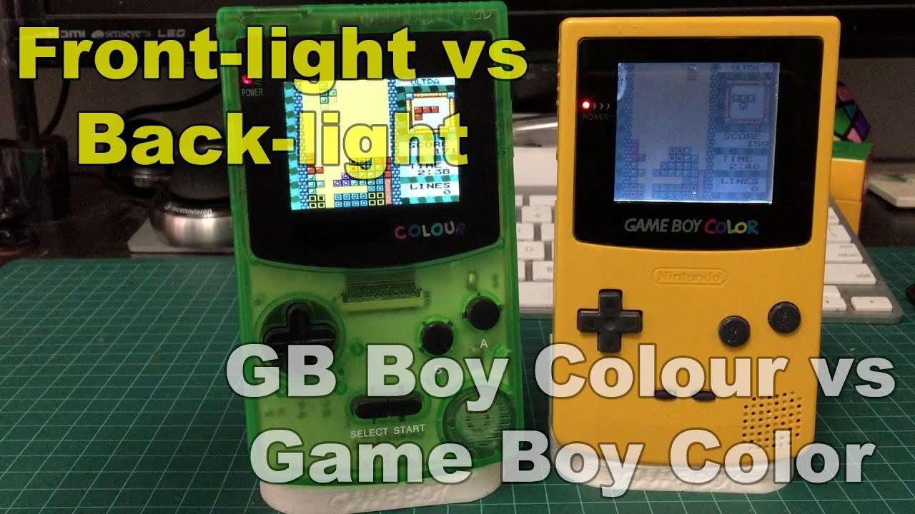 Gameboy color palettes - Gameboy Color Palettes 32