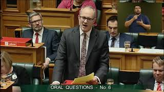 Question 6 - Paul Eagle to the Minister of Housing and Urban Development thumbnail