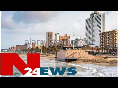 Why Durban's Golden Mile is washing away