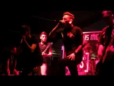 Woe, Is Me - A Story To Tell live in Brisbane 2013