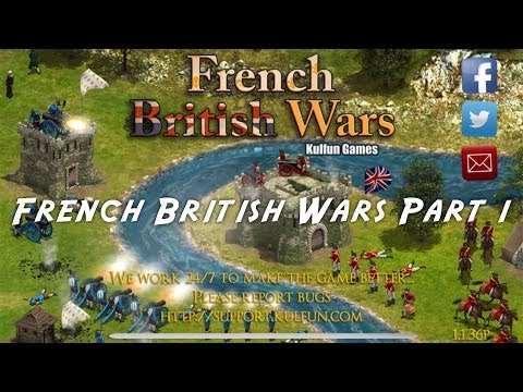 French British Wars Android Gameplay - Part 1