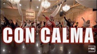 CON CALMA - DADDY YANKEE FT. SNOW // 1VIBE Dance // Jen Colv...