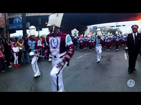 Talladega College | Under The Bridge | Endymion Parade 2018