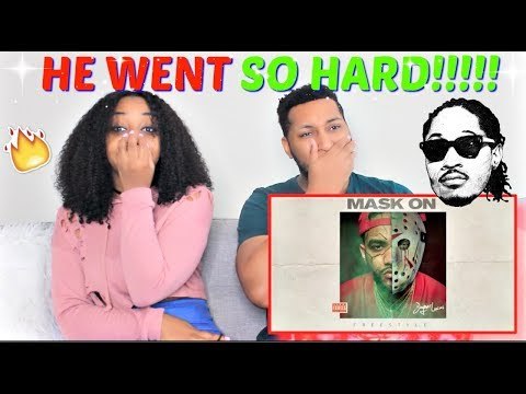 Joyner Lucas - Mask Off Remix (Mask On) REACTION!!!!