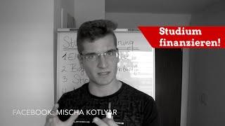 Studium finanzieren - 5 Wege! (Deutschland/ Österreich)