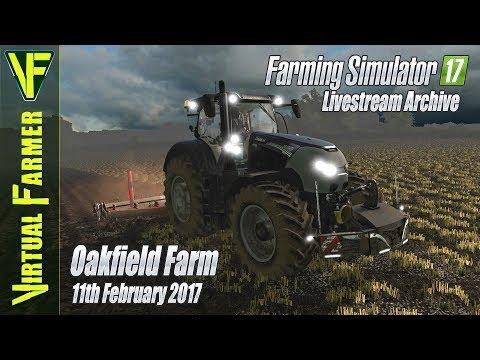 Finishing Jobs   Oakfield Farm, Behind The Scenes: Farming Simulator 17 Livestream Archive
