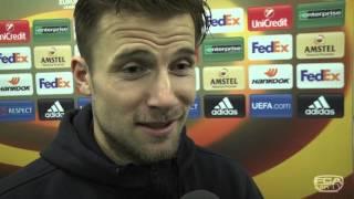 Video Gol Pertandingan Partizan Belgrade vs FC Augsburg
