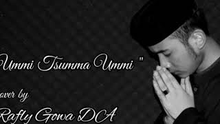 Rafly Gowa DA Cover Ummi Tsumma Ummi