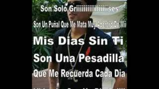 Mis dias sin ti - Daddy Yankee ft. Ken-Y & Findy