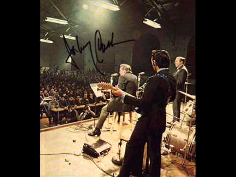 Johnny Cash  A boy named Sue   at San Quentin