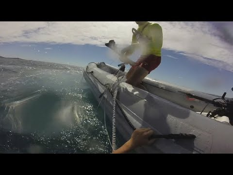 My Stupid Mistake - Offshore kiting