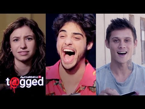 Guess Who Tweeted It? Noah Centineo And The Cast Of Tagged Season 3