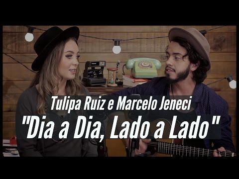 Dia a Dia Lado a Lado - MAR ABERTO Cover Tulipa Ruiz e Marcelo Jeneci