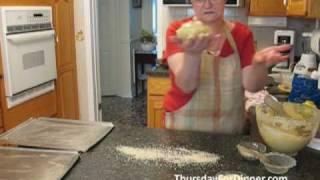 Classic Greek-italian Biscotti (paximathia) Recipe