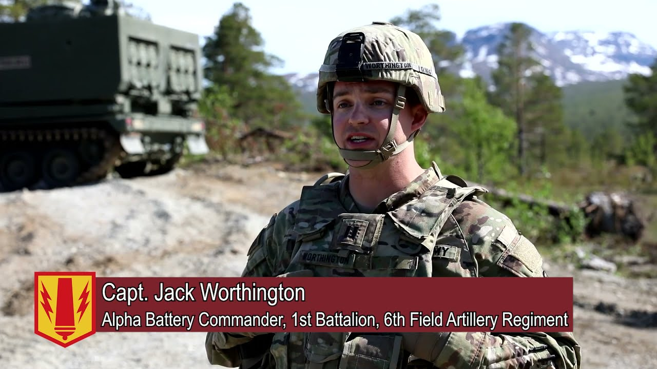 US Military News • 1-6 FAR Brings the Thunder to Norway • During Exercise Thunderbolt 21 10 Jun 2021