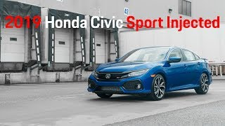 2019 Honda Civic Si Review - Hello turbo, Bye bye VTEC  [4K]