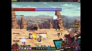 DFO: Level 80 Wrecking Ball (DownsideUp), Time Break Solo