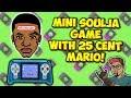 Mini SouljaGame! Soulja Boy Back In The Gaming Business!