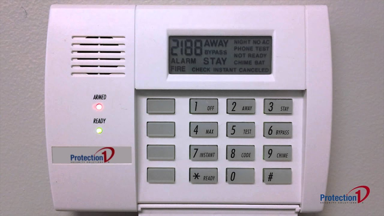 maxresdefault how to troubleshoot a blank keypad on your honeywell alarm system aritech cs 250 wiring diagram at virtualis.co