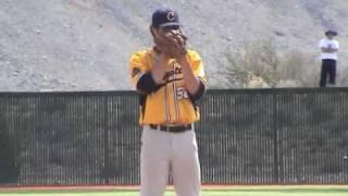 Bryce Harper CSN Pitching Debut