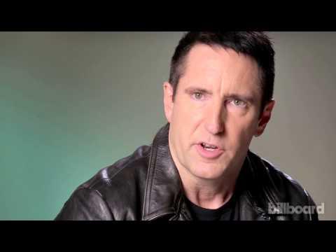 Trent Reznor: The Billboard Shoot